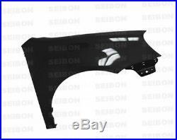 06-09 Volkswagen Golf 10MM Seibon Carbon Fiber Body Kit- Fenders! FF0607VWGTI