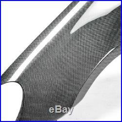 10-14 Volkswagen Golf Wide Seibon Carbon Fiber Body Kit- Fenders! FF1011VWG6-W