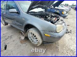 1999-2007 Volkswagen Golf Front Right Fender Platinum Gray Passenger Side