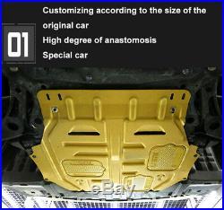 1pcs For VW Golf 7 MK7 Engine Splash Guards Shield Mud Flaps Fenders 2014-2018