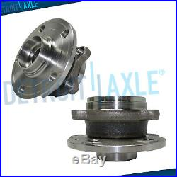 2008 2009 2013 Audi TT A3 Quattro VW Passat Two Front Wheel Hub and Bearings