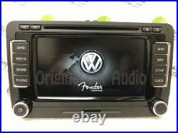 2010 2015 Volkswagen VW OEM Fender Premium RNS-510 GPS Navigation Receiver