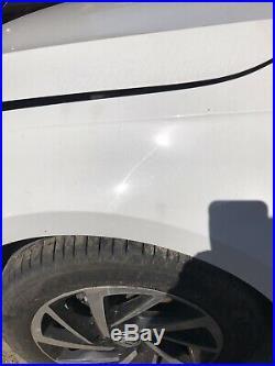 2017-2019 Vw Golf Mk7.5 Passenger Near Side Front Wing Fender Panel White C4a