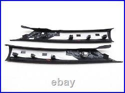 2017 Mk7 Vw Gti Left Right A Pillars Trim Panel Pair With Fender Tweeters Oem -022