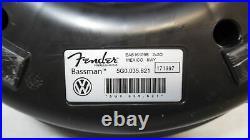 2018 Volkswagen Golf Fender Bassman Subwoofer Sub 5G0 035 621 OEM