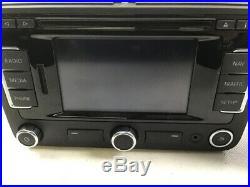 3C8035279 Navi RNS 315 mit Code VW Golf VI Cabriolet (1K)