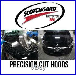 3M Paint Protection Film Clear Bra Partial Hood Fender and Mirror for Volkswagon