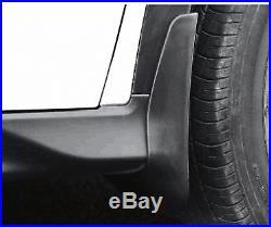 4PCS Car Side Fender Mud Flaps Splash Guards For VW Golf 7 MK7 Golf7 2012-2018