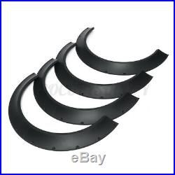 4Pcs Fender Flares 3.9'' Extra Wide Body For Porsche 911 918 718 Cayenne Macan