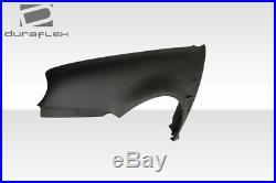 99-05 Volkswagen Golf GT Concept Duraflex Body Kit- Fenders! 106344