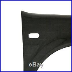 99-05 Volkswagen Golf OE-Style Seibon Carbon Fiber Body Kit- Fenders! FF9904VWG4