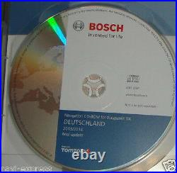 CD Blaupunkt Travelpilot DX Deutschland 2014 Audi Navigation Plus 2-DIN RNS4. X