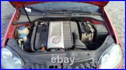 Chassis ECM Transmission Behind Left Hand Fender 4 Speed Fits 04-07 GOLF 5619379