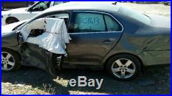 Chassis ECM Transmission Behind Left Hand Fender 6 Speed Fits 08-09 GOLF 5495365