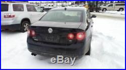 Chassis ECM Transmission Behind Left Hand Fender 6 Speed Fits 08-09 GOLF 5935849