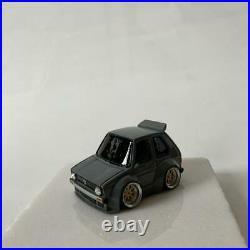 Choro Q Custom Vw Volkswagen Golf Wide Fender Gray