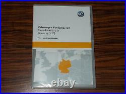 Deutschland 2014 DX V13 Navigation CD TomTom Blaupunkt TravelPilot DX VW Navi-CD