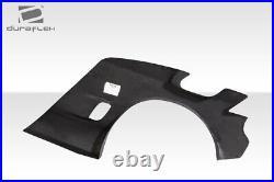 Duraflex / GTI TKO RBS 70mm Rear Fender Flares 2 Piece for Golf Volkswagen