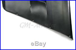 FRP RB Style Rear Over Fender Flare For 15-17 Volkswagon Golf MK7 GTI PD