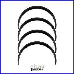 Fender flares for Volkswagen Golf Mk6 JDM wide body kit wheel arch 50mm 4pcs