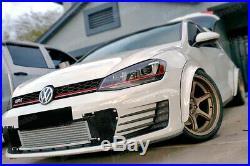 Fender flares for Volkswagen Golf mk7 LEGEND wide body wheel arch 2.6 65mm 4pcs