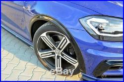 Fenders Extension For Volkswagen Golf Mk7 R Facelift (2017-up)