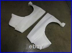 Fiberglass O Style Front Fenders for a 85-92 Volkswagen Golf II