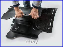 For VW Golf 7 MK7 Car Engine Splash Guards Shield Mud Flaps Fenders 2014-2018