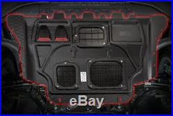 For VW Golf 7 MK7 Engine Splash Guards Shield Mud Flaps Fenders 2014-2018 DNN