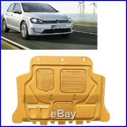 For VW Golf 7 MK7 Engine Splash Guards Shield Mud Flaps Fenders 2014-2018 damond