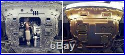 For VW Golf MK6 Engine Splash Guards Shield Mud Flaps Fenders 2010-13 damon