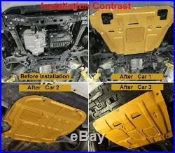 For VW Golf MK6 NEW Engine Splash Guards Shield Mud Flaps Fenders 2010-2013