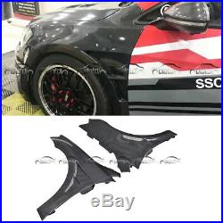 For VW MK7 GTI Golf R Style Carbon Fiber Fender Panel Driver Side MK7 GTI Golf