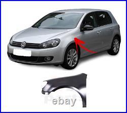 For Volkswagen Golf VI Hatchback 08-13 New Front Wing Fender For Painting Left