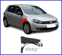 For Volkswagen Golf VI Hatchback 08-13 New Front Wing Fender For Painting Right