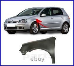 For Volkswagen Golf V 2003-2009 New Hq Front Wing Fender For Painting Left N/s