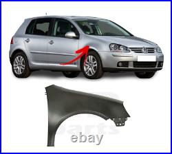 For Volkswagen Golf V 2003-2009 New Hq Front Wing Fender For Painting Right O/s