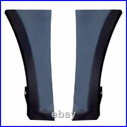 Front Fender Lower Rear Section for 99-04 Vw Jetta Golf GTI PAIR