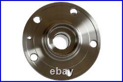 Front Wheel Hub Bearing Assembly Pair 2 for VW Jetta Passat CC Tiguan Beetle V6