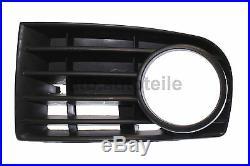 Gitter Stoßstange VW Golf V 5 1K1 Blende Nebelscheinwerferstanzung links rechts