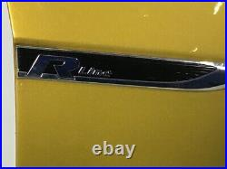Gold LR1X Kotflügel rechts vorne VW Golf VII (5G1, BQ1, BE1, BE2) 1.5 TSI 110
