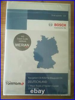 NEU Deutschland & Major Roads Westeuropa 2014 CD SET TravelPilot DX Blaupunkt DX