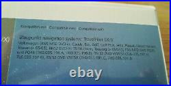NEU Volkswagen DVD Navigation VX Europa 2016 VW RNS MFD2 DVD RN S2 DVD EX-V VX
