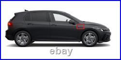 Neu Original VW Golf MK8 Vorne FENDER Linie R Inschrift Abzeichen N/S O/S Satz