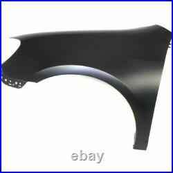 New Front Set of 2 LH And RH Side Steel Fender Fits Volkswage Golf GTI