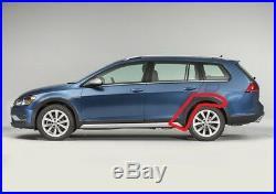 New Genuine VW GOLF Alltrack (14-18) Rear N/S Left Fender Wheel Arch Cover OEM