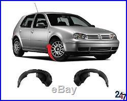New Volkswagen Golf Mk4 1997-2006 Front Wing Inner Fender Splash Guard Pair Set