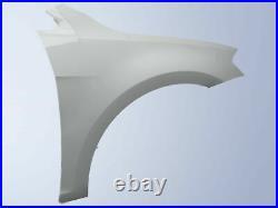 Original Kotflügel vorne rechts pure white LC9A VW Golf 7 VII 5G 5G0821106A