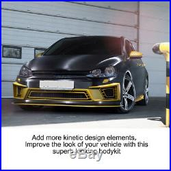 R400 Body Kit Lip Fender Diffuser For Volkswagen Golf VII MK7 GTI/R/Rline 14-17