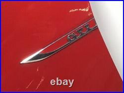 Rot LY3D Kotflügel links vorne VW Golf VII (5G1, BQ1, BE1, BE2) 2.0 GTI 180 kW